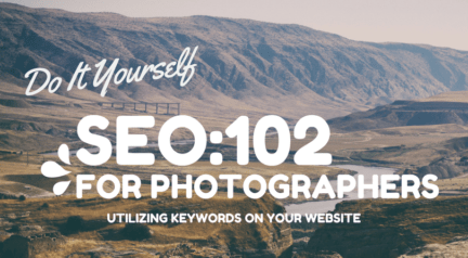 DIY SEO for Photographers – 102