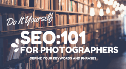 DIY SEO for Photographers – 101